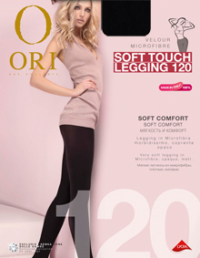 Фото Леггинсы ORI Soft Touch Legging 120 den