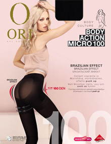 Фото ORI Body Action Micro 100 den