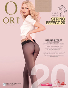 Фото ORI String Effect 20 den
